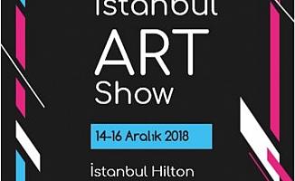 Türkiye'nin Yeni Sanat Fuarı İstanbul Art Show