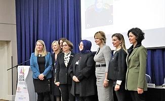 """""""İyi İşler"""", BM Kadın Komisyonu'nda Gündem Oldu"""