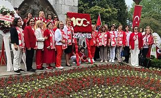 Kadın girişimciler 19 Mayıs'ta Samsun'a çıktı
