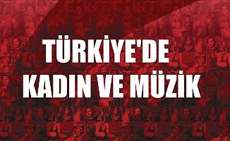 Kadınların müzik yolculuğu bu kitapta: Türkiye'de Kadın ve Müzik