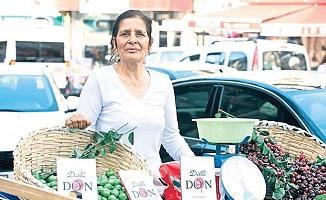Seyyar Satıcı Nalan Türkeli, Dilli Don'da kadınların hikayesini anlatıyor