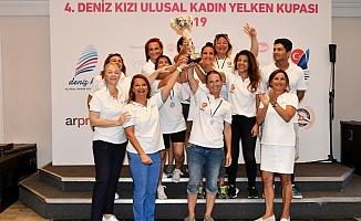 Deniz Kızı Ulusal Kadın Yelken Kupası, MSI Sailing Team AG'nin oldu