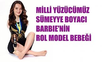 Barbie'nin Bu Yılki Rol Modeli Milli Yüzücümüz Sümeyye Boyacı Oldu