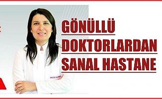 Sosyal medyada gönüllü doktorlar 'Sanal Hastane' kurdu