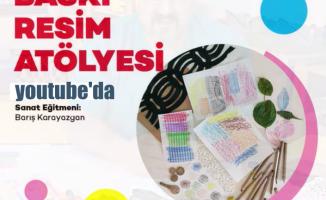 Akbank Sanat'tan çocuklara online atölye