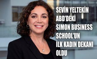 Prof.Dr. Sevin Yeltekin, ABD'deki Simon Business School'un İlk Kadın Dekanı Oldu
