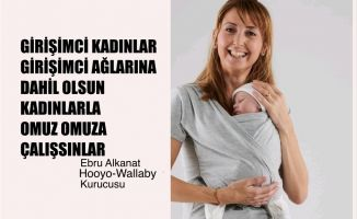"""Ebru Alkanat, """"Kadınlar Girişim Ağlarına Dahil olsunlar, Kadın Girişimcilerle Omuz Omuza Çalışsınlar"""""""