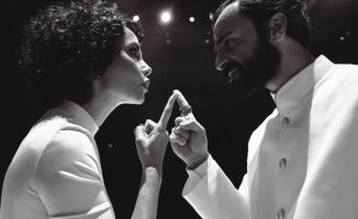 Dijital Sahne'de Songül Öden ve Güven Murat Akpınar'dan Antigone