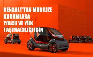 Renault'dan Mobilite ve Enerji Hizmetleri İçin Yeni Marka, Mobilize