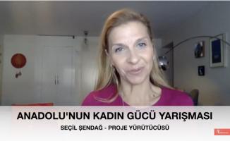 Anadolu'nun Kadın Gücü yarışması kadın üreticileri ve kooperatifleri bekliyor