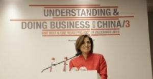 """Çin projesi """"Bir Kuşak& Bir Yol"""""""