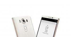 LG V10 HEM DE LÜKS BEYAZI