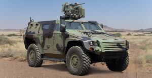 Yerli Cobra II zırhlı araç talebi artıyor