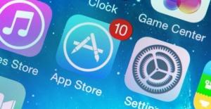 Apple App Store'da 1.1 milyar dolarlık yılbaşı rekor kırıldı