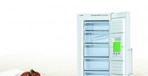 Bosch'dan çekmeceli derin dondurucular