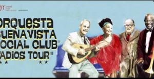 Buena Vista Social Club veda için Türkiye'ye geliyor