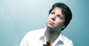 Joshua Bell, 4 milyon dolarlık kemanıyla geliyor