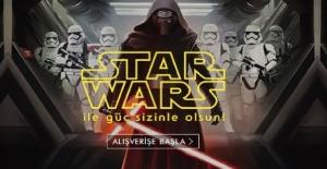 Star Wars Evreni Morhipo.com ile Bir Tık Uzağında