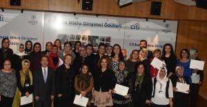 Citibank'tan yılın mikro girişimci kadınına 3 bin TL Ödül