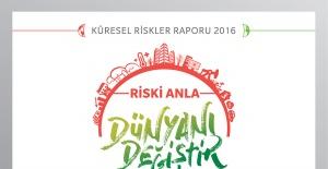 TÜSİAD, Dünya Ekonomik Forumu 2016 Yılı Küresel Riskler Raporu'nu Masaya Yatırıyor