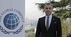 Global Compact Türkiye'nin Başkanı Mustafa Seçkin Oldu