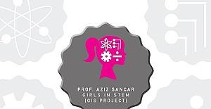 """Kızlar """"Aziz Sancar Girls in STEM"""" Projesiyle Kodlamayı Öğrenecek"""