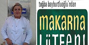 Mühendis Tuğba Kendi İşinin Patronu Oldu, Makarna Lütfen!'i Kurdu