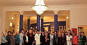 Kadınlar Moskova'da Buluştu