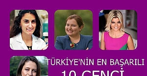 Türkiye'nin 10 başarılı genci kim?