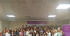 23 şehirden 350 kadın, Türkiye'de kadınların sorunlarını tartıştı