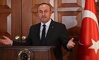"""Çavuşoğlu,""""Schulz, önce Avrupa Parlamentosu'ndaki PKK faaliyetlerini durdursun"""""""