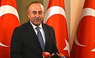 Dışişleri Bakanı Çavuşoğlu'ndan Donald Trump'a ilk mesaj
