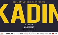 Boyner#039;den çarpıcı 8 Mart ilanı;sesli söylemesi en zor kelime;KADIN