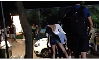 Maçka Parkı'nda erkek şiddeti; Güvenlikçi, 'kıyafetin açık' diyerek bir kadını parktan atmaya kalkıştı
