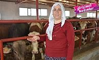 Kadın girişimci, Diyarbakırlı Rukiye Sarıgül kendi işini kurdu, 'hanımağa' oldu