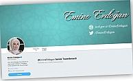 Cumhurbaşkanı'nın eşi Emine Erdoğan da artık Twitter'da
