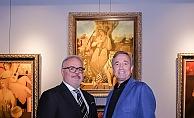 İncek Loft Art Gallery by RC açıldı