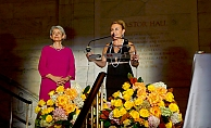 Mozaik Yolu, Demet Sabancı Çetindoğan ve Prof. Dr. İlber Ortaylı ile ABD'de de tanıtıldı