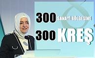 Kadınlara müjde; 300 sanayi bölgesine 300 kreş geliyor
