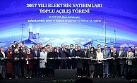 Türkiye rekoru; 2017'de enerjiye 42 milyar TL'lik yatırım yapıldı