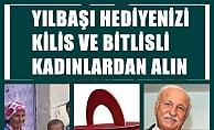 Yılbaşı hediyenizi Kilisli ve Bitlisli kadınlardan alın