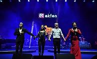Akfen Holding, 41.yaşını Akfenli Yıllar konseriyle kutladı