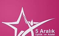 Eşitlik ve Adalet Kadın Buluşması 5 Aralık'ta Ankara'da