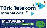 Türk Telekom, Global Carrier Awards'da 3 ödül kazandı
