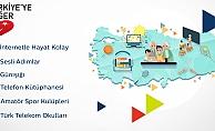 Türk Telekom'un sosyal sorumluluk projeleri için özel site