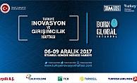 Türkiye İnovasyon ve Girişimcilik Haftası, 6-9 Aralık'da