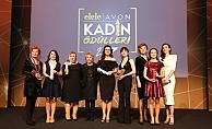 Elele Avon fark yaratan kadınları ödüllendirdi