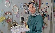 Kadın girişimci Hatice Bayat, KOSGEB ile iş kurdu