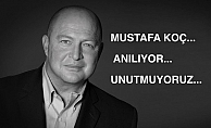 Mustafa Koç anılıyor... Unutmuyoruz!