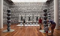 Sabancı'daki Ai Weiwei sergisi yoğun talep nedeniyle 11 Mart'a kadar açık kalacak